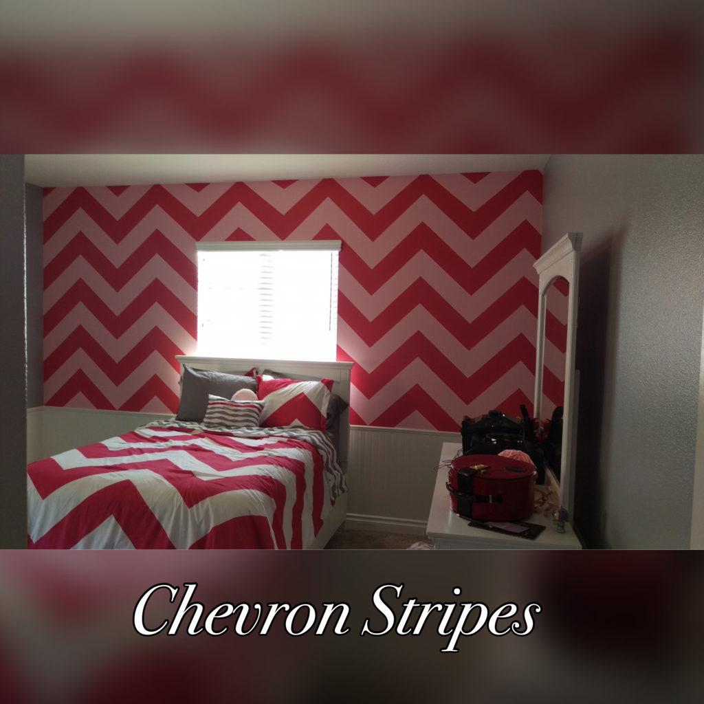 Chrevron Stripes